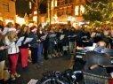 12 december 2013: Symbolische ontsteking kerstlichtjes