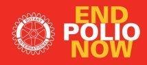 certificaat als dank voor strijd tegen polio
