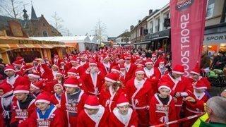 Santa Run Oosterhout 2017