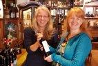 eerste fles wijnactie verkocht