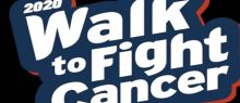 Walk to fight cancer 2020 succes!!