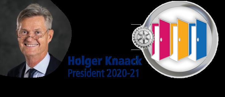 Holger Knaack president