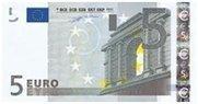 11 maart 2013: Vijf-Eurodiner