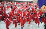 Rotary Santa Run