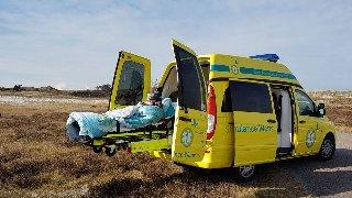 De Stichting Ambulance Wens helpt!
