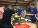 IMC weekendschool - aspergediner