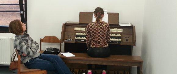 Orgel les