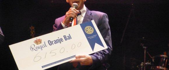 Oranjebal 2014
