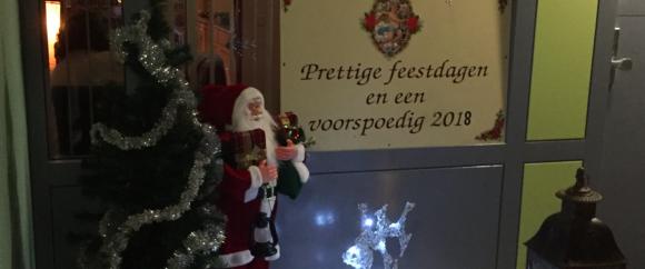 Kerst Esdoornhof 2017