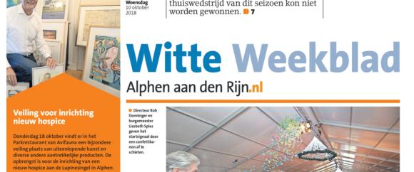 Teun in Witte Weekblad